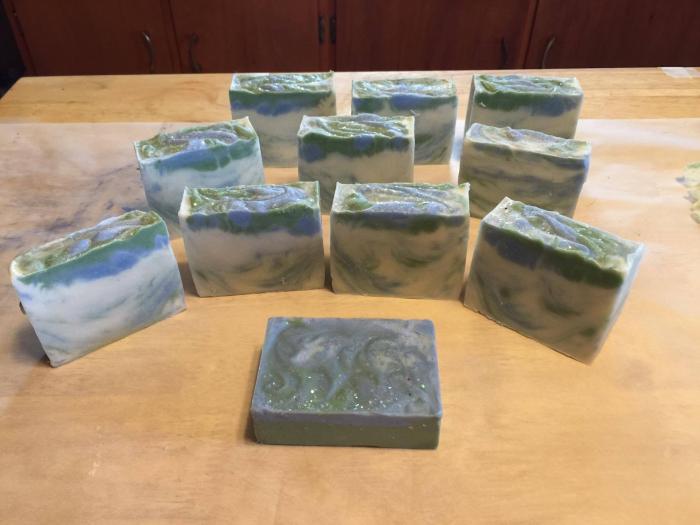 2-22-16 blue and green swirl soap.jpg