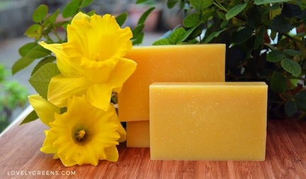 Daffodil Soap.jpg